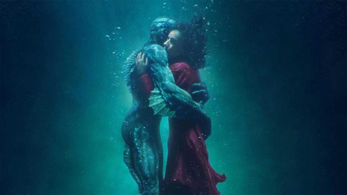"""""""La forma del agua"""" es la favorita para los Globos de Oro con 7 nominaciones"""