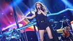 Operación Triunfo - Mireya intenta no ser expulsada de OT en la Gala 7 cantando Malú