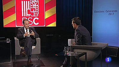 Entrevistes Eleccions 2017 - PSC - Ramon Espadaler