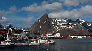La naturaleza en el fin del mundo. Escandinavia