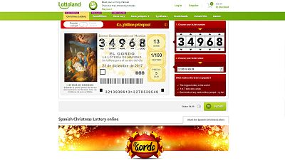 Alemania no tiene Lotería de Navidad pero juega con nuestro 'Gordo'
