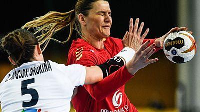 Balonmano - Campeonato del Mundo Femenino: 1/4 Final: Francia-Montenegro - ver ahora