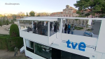 Los desayunos de TVE - Xavi Domenech, Cataluña en Comu Podem.María Ballester, CUP