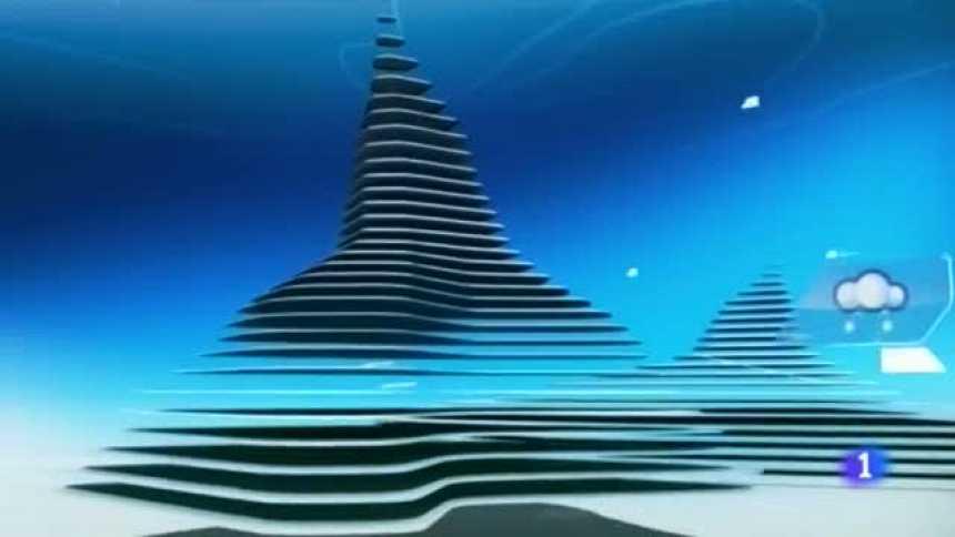 El Tiempo en la Comunidad de Navarra - 13/12/2017