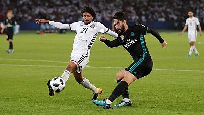 Fútbol - Copa Mundial de Clubes. 2ª semifinal: Al Jazira - Real Madrid desde Abu Dhabi (Emiratos Árabes) - ver ahora