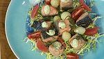 Torres en la cocina - Escabeche de salmón