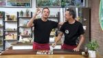 Torres en la cocina - Fideos picantes y lomo a la sal