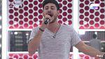 Operación Triunfo - Cepeda canta 'Vencer al amor' en el primer pase de micros