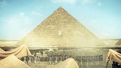 Documenta2 - Napoleón Bonaparte. La campaña de Egipto: Los descubrimientos - ver ahora