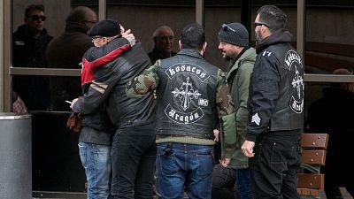 La juez envía a prisión al acusado del asesinato de Zaragoza y ve indicios de que actuó por la ideología de la víctima