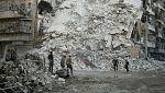 Otros documentales - Los últimos de Alepo: Los últimos hombres en Alepo