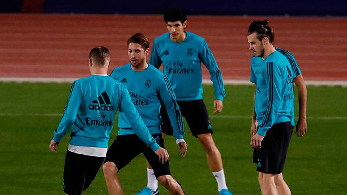 Ramos y Bale, recuperados y listos para ser titulares ante el Gremio