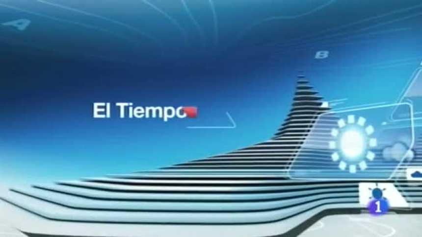 El Tiempo en Castilla-La Mancha - 15/12/17