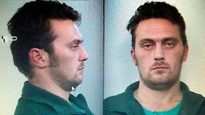 Un exmilitar serbio, detenido por el triple crimen de Teruel