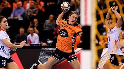 Balonmano - Campeonato del Mundo Femenino 1ª Semifinal: Holanda-Noruega - ver ahora