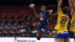 Balonmano - Campeonato del Mundo Femenino 2ª Semifinal: Suecia-Francia