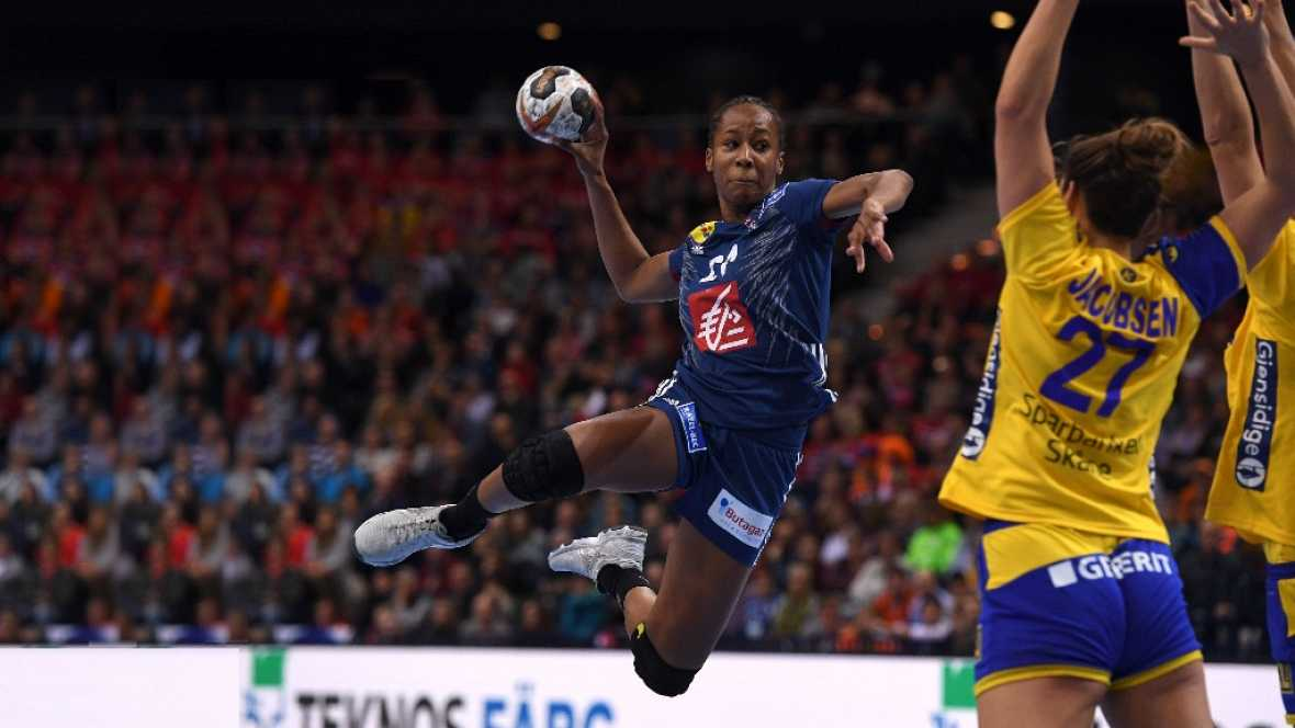 Balonmano - Campeonato del Mundo Femenino 2ª Semifinal - ver ahora