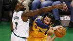 Ricky Rubio lidera el triunfo ante los Celtics