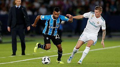 Fútbol - Copa Mundial de Clubes. Final: Real Madrid - Gremio FB Porto Alegre desde Abu Dhabi (Emiratos Árabes) - ver ahora