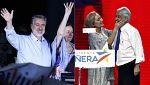 Chile se debate entre la continuidad con Guillier y la vuelta de Piñera