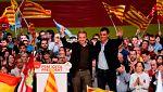 """Zapatero y Sánchez impulsan a Iceta como presidente para """"un cambio que una"""""""