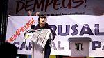 """La CUP llama a votar por la """"ofensiva de Estado contra la democracia"""""""