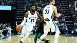 Irving y los Celtics superan a los Grizzlies de Gasol