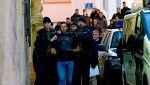 El detenido por el triple crimen de Teruel reconoce los hechos ante el juez