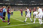 No habrá pasillo del Barça al Madrid en el Clásico
