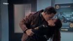 Servir y proteger - Hugo Ferrer besa a Espe