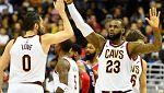 LeBron James supera a Larry Bird en 'triples dobles'