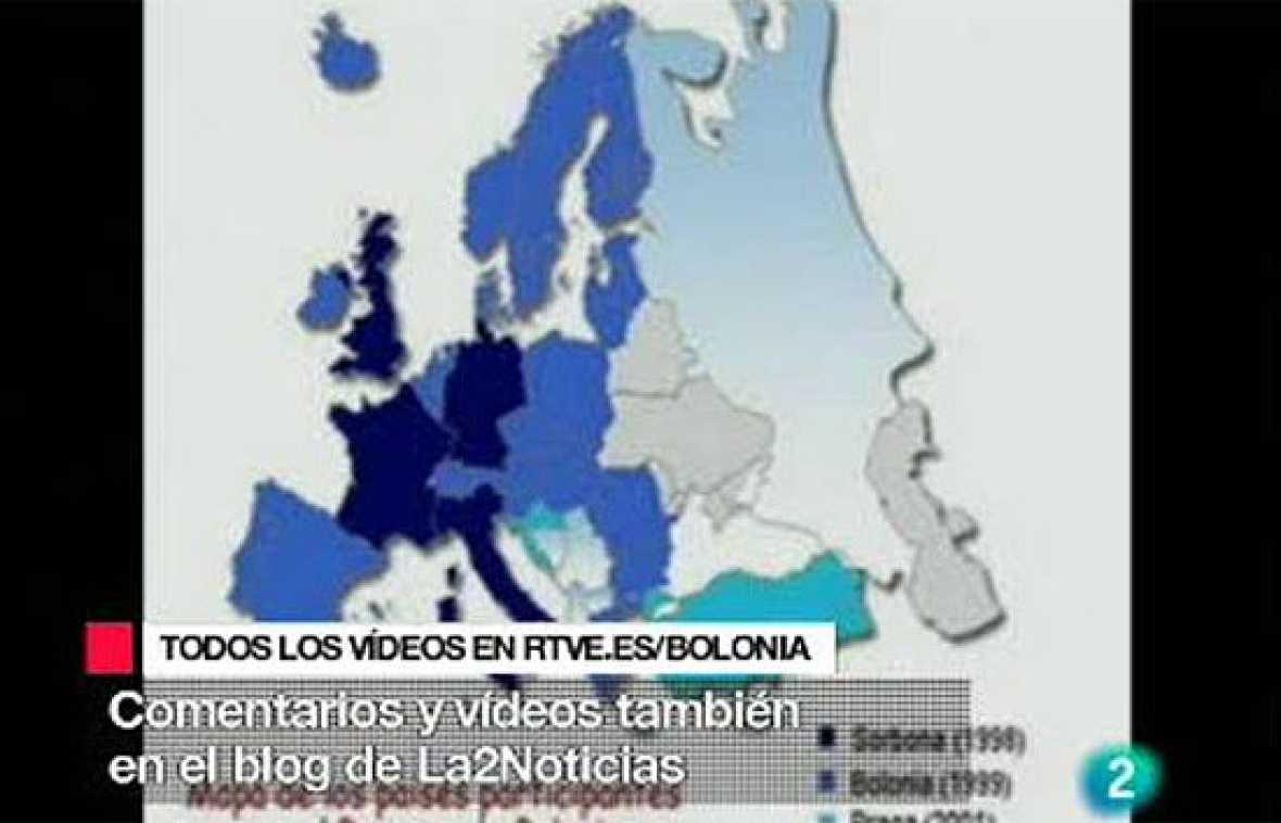 Visiones de Bolonia, en la 2 Noticias