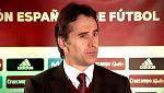 Fútbol - Entrevista Julen Lopetegui. Seleccionador español