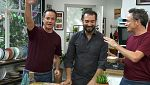 Torres en la cocina - Berberechos persillada y manitas de cordero