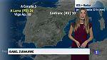 El tiempo en Andalucía - 03/01/18