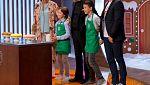 MasterChef Junior 5 - Miguel y Lukas regresan a las cocinas