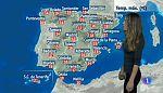 El tiempo en Aragón - 04/01/2018