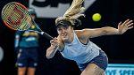 Tenis - WTA Torneo Brisbane (Australia) Final: A.Sasnovich - E. Svitolina