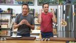Torres en la cocina - Tortellini de setas y osobucco de pavo