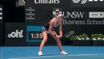 Tenis - WTA Torneo Sidney (Australia): D.Gavrilova - O.Rogowska