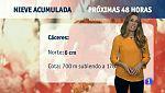 El tiempo en Extremadura - 09/01/18