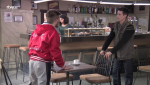 Servir y proteger - Rober y Jairo discuten fuertemente por su padre