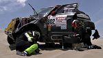 'Nani' Roma abandona el Dakar pero no sufre ninguna fractura