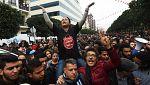 Se extienden en Túnez las protestas contra la austeridad y por la situación económica