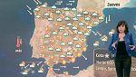 Fuerte viento en el norte y las zonas altas y olas de hasta 8 metros en el Cantábrico