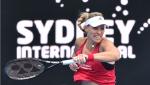 Tenis - WTA Torneo Sidney (Australia) 1/4 Final: D. Cibulkova - A. Kerber