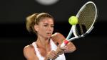 Tenis - WTA Torneo Sidney (Australia) 1/4 Final: C. Giorgi - A. Radwanska