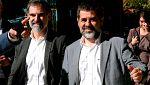 Joaquim Forn y los 'Jordis' renuncian ante el Supremo a la vía unilateral