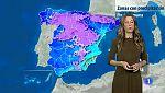El Tiempo en Extremadura 12/01/18