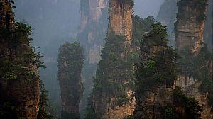 Hunan, el otro mundo de Avatar